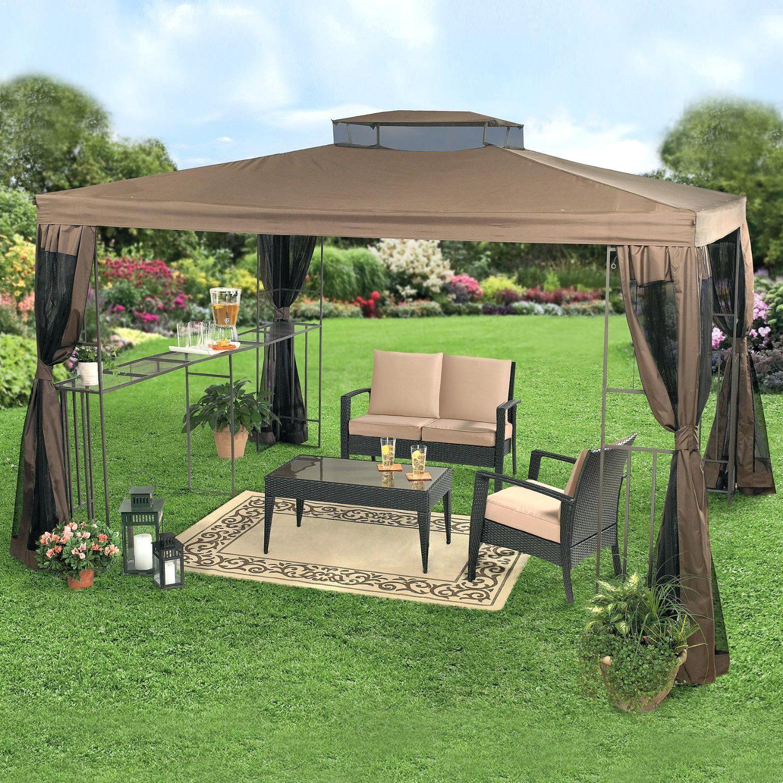 Breathtaking Backyard Gazebo Landscaping Ideas Outdoor Canopy