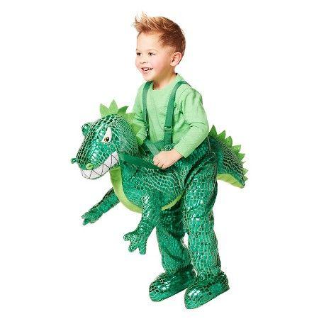 Toddler Boys Dinosaur Rider Costume One Size Fits Most Target Toddler Boys Dinosaur Toddler Girl