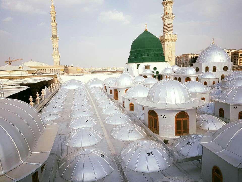 Pin By Sawsan Hawari On معالم المدينة المنورة Mosque Sacred Places Masjid