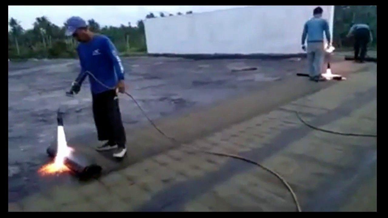 Pasang Waterproofing Membrane Bakar Di Jakarta Selatan Hub 0813 8822 2244
