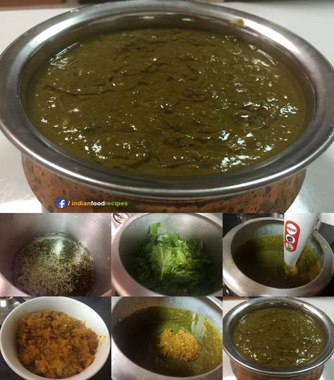Main Ingredient Recipes: Dal Palak (Punjabi Style) Recipe Step By Step. This Recipe