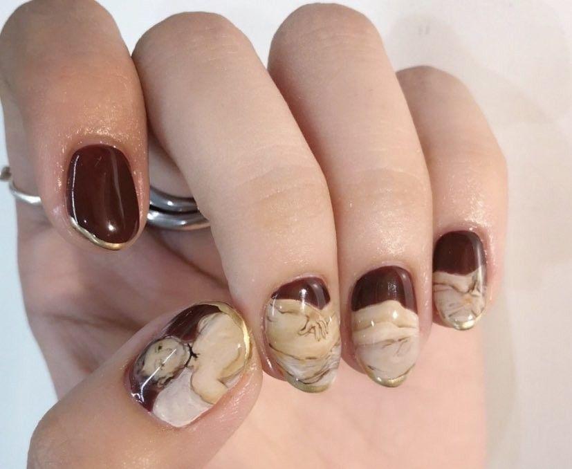 Длинные белые ногти с блестками in 2020 | Nails