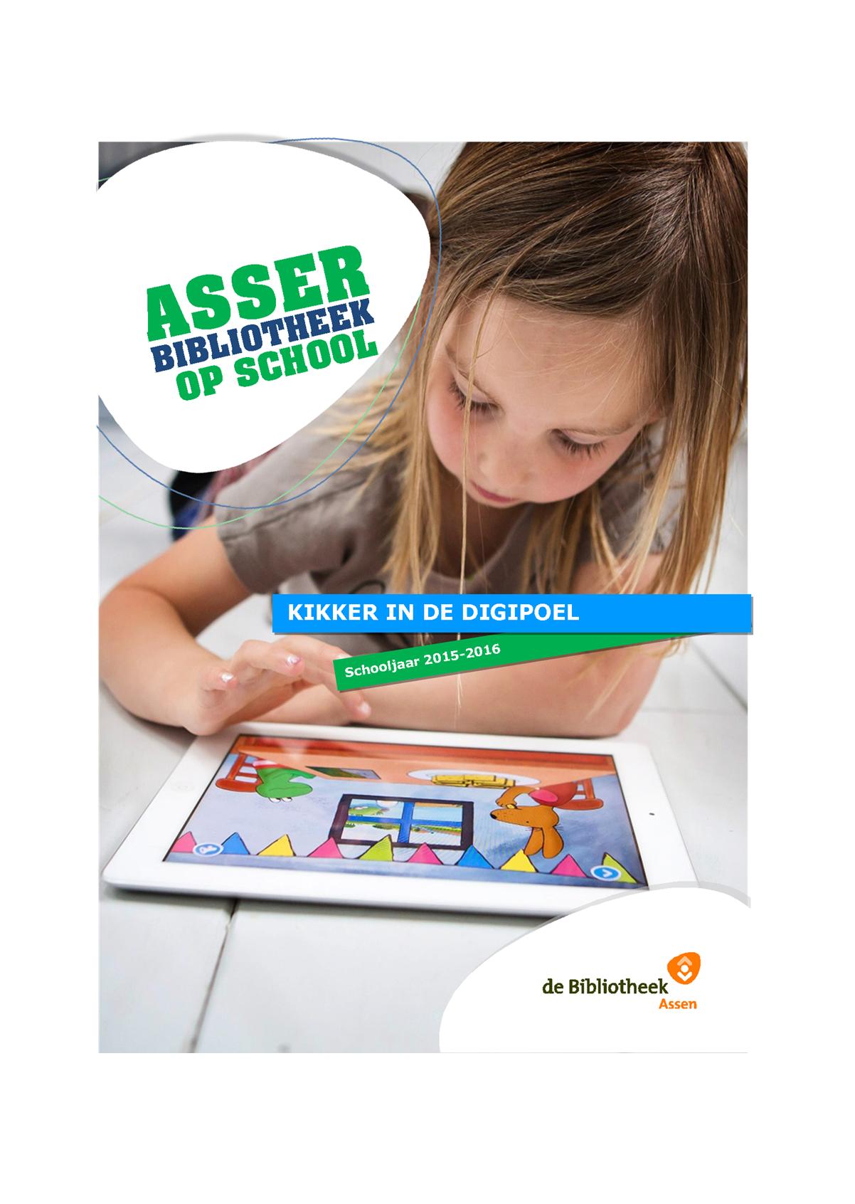 Digitaal Project Van Asser Bibliotheek Op School Over En
