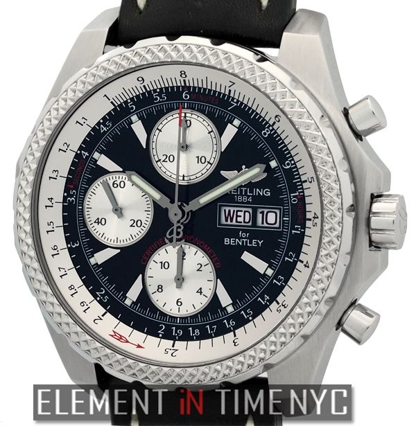 Fs Breitling Bentley Gt Chrono Stainless Silver Dial 45mm: #Breitling Bentley GT Racing 45mm IN Stainless Steel With