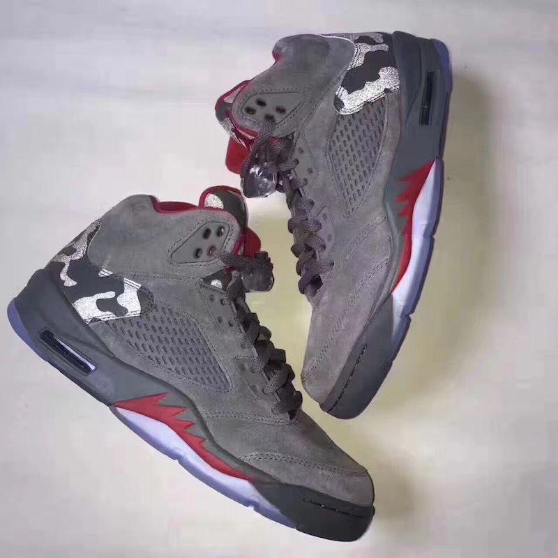 Air Jordan 5 Camo Release Date 136027 051 | J Walker | Air