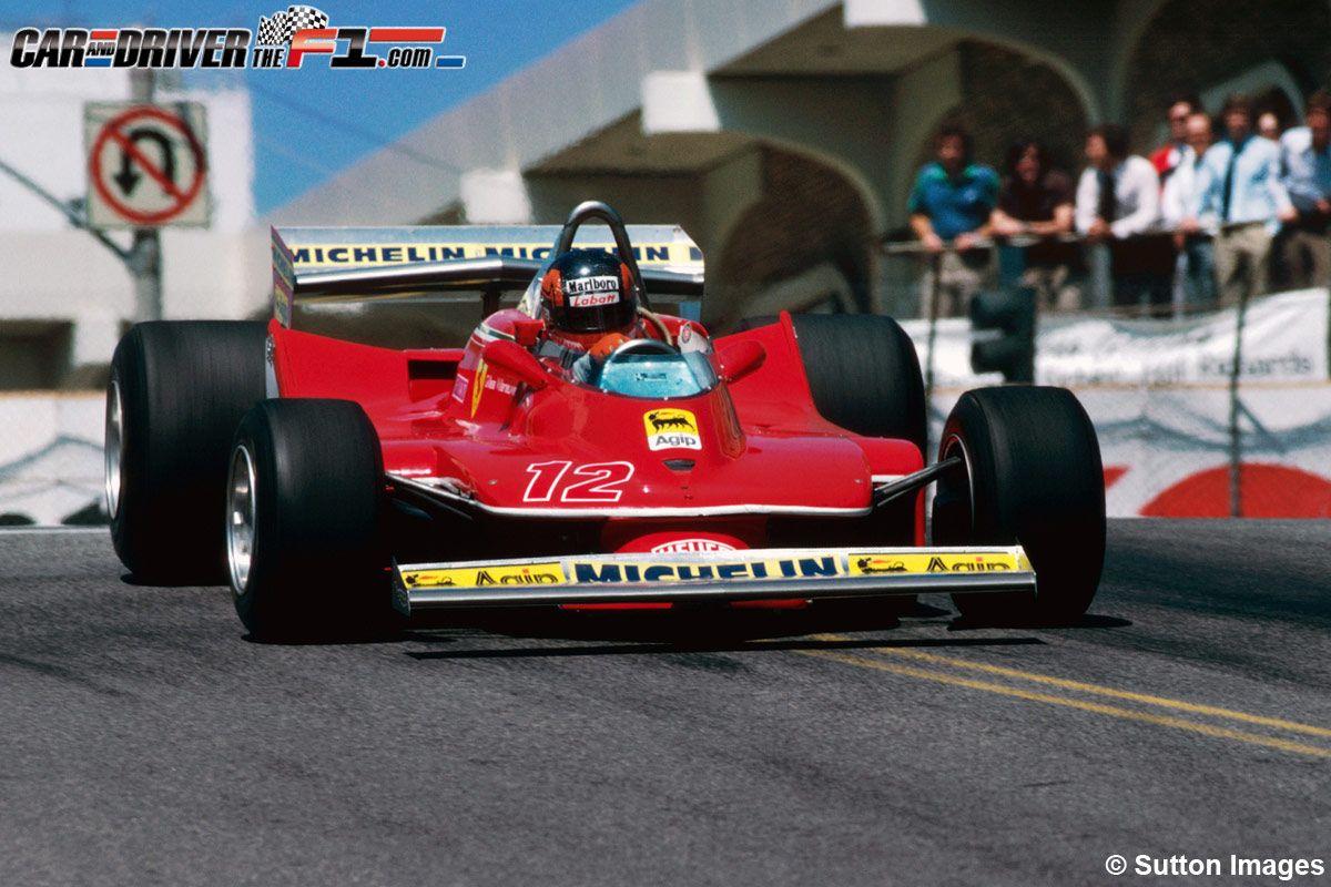 ... de la victoria en el GP del Oeste de Estados Unidos de 1979, celebrado