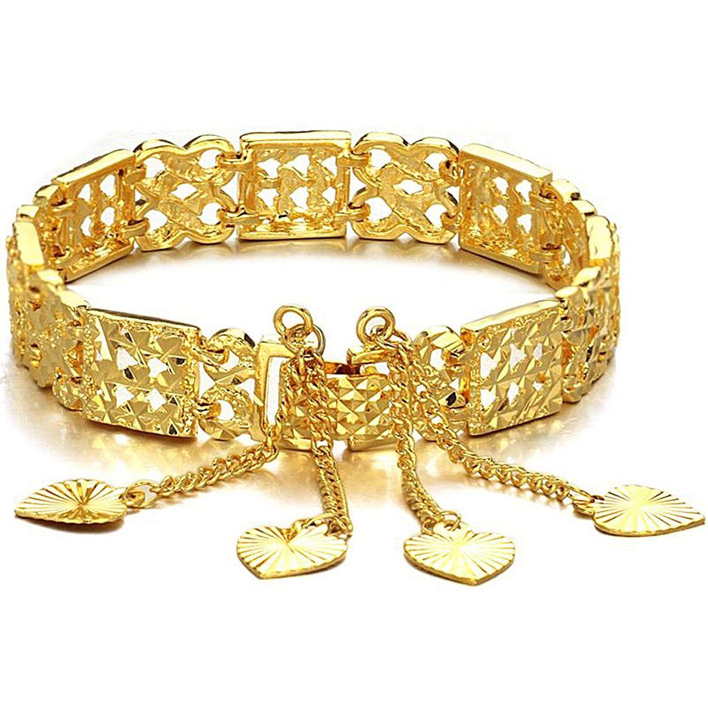 Opk jewellery fashion k gold plated elegant womenus tennis