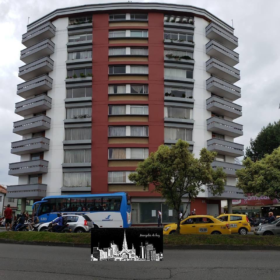 Edificio el Triangulo. Avenida Santander Edificios