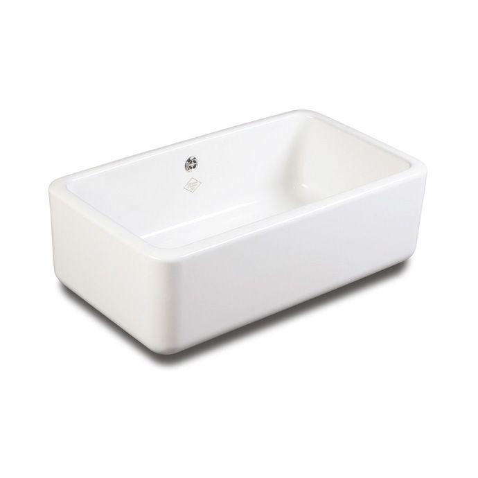 Keramik Spülstein Butler 60-80-100 80cm | Weiß | sinks | Pinterest ...