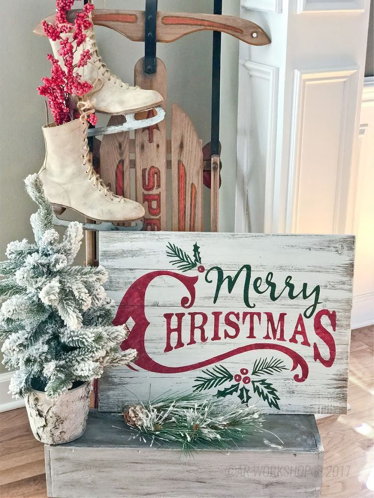 plank wood signs and diy wood projects ar workshop merry christmas pinterest christmas christmas crafts and wood signs