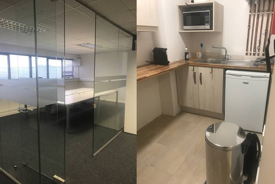 Recent Work Office Cleaning Procuro Office Clean