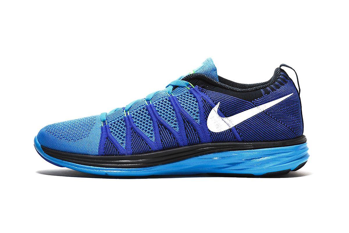 8ed2ac5d371b ... Training shoes for Men in white gray GSYYARJ nike flyknit lunar 2 blue .