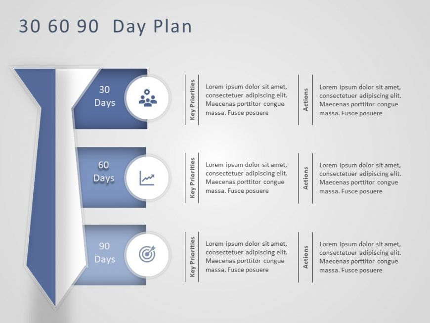 30 60 90 Day Plan Powerpoint Template 8 90 Day Plan Powerpoint