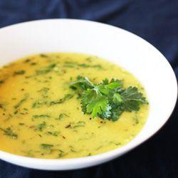 Mung Dal, Coconut & Cilantro Kitchari (pitta Reducing) - Ayurvedic Diet & Recipes