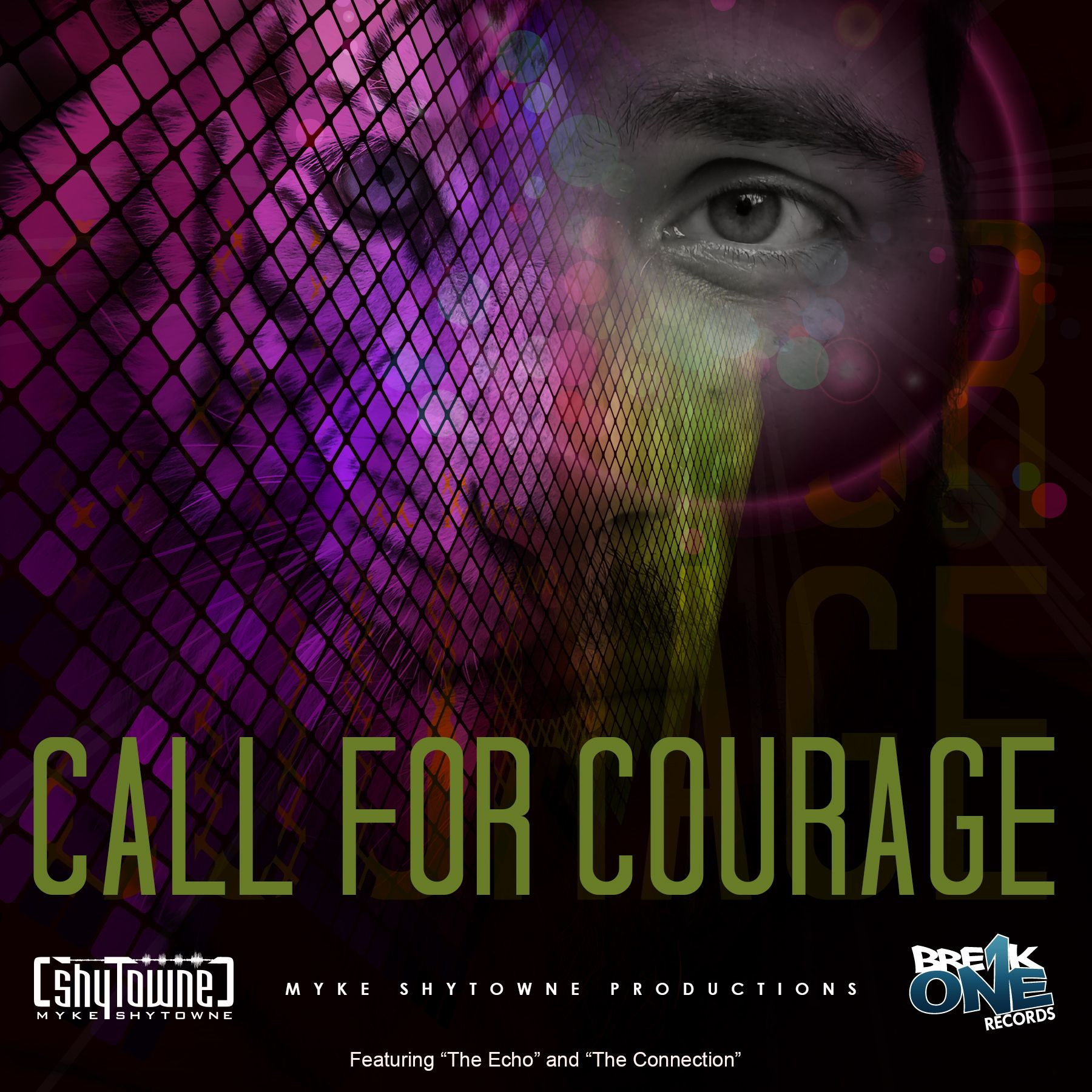 In these trying times we all need courage!  ©Copyright BreakONE Records all rights reserved.  Purchase: www.beatport.com/release/call-for-courage/2818870  Songwriter/Producer/Artist/Cover Model: Myke ShyTowne Schraut (www.facebook.com/ShyTowne) Cover Designer:  Kristin Trusco (www.facebook.com/ktrusco)  Record Label: BreakONE Records  (www.breakonerecords.com) (www.facebook.com/breakonerecords)  #BreakONERecords #MykeShyTowne #CallForCourage #housemusic #dj #techno #deephouse #music #techhouse