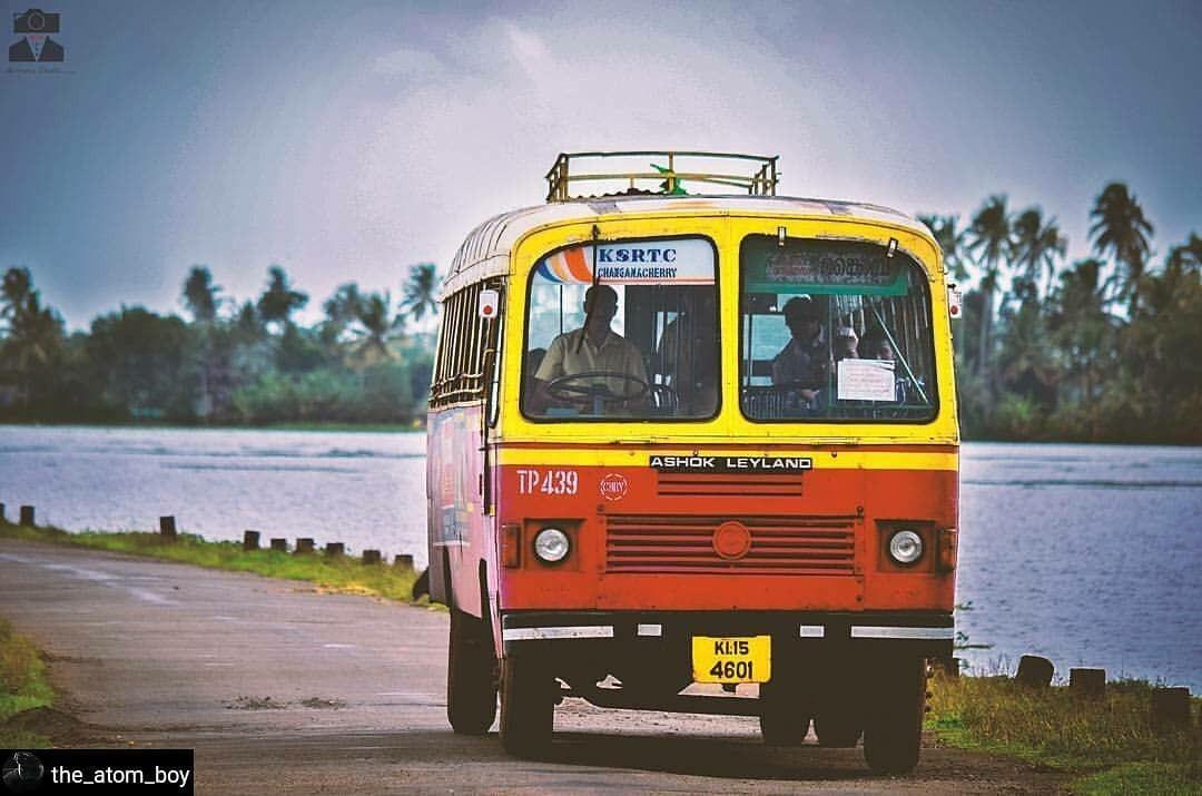 Pin by Kiran Ravi on KSRTC ( ആനവണ്ടി ) in 2019 | Kerala india
