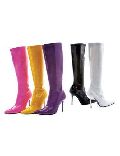 11 - Boots Emma Knee Length Bk Sz11 @ niftywarehouse.com