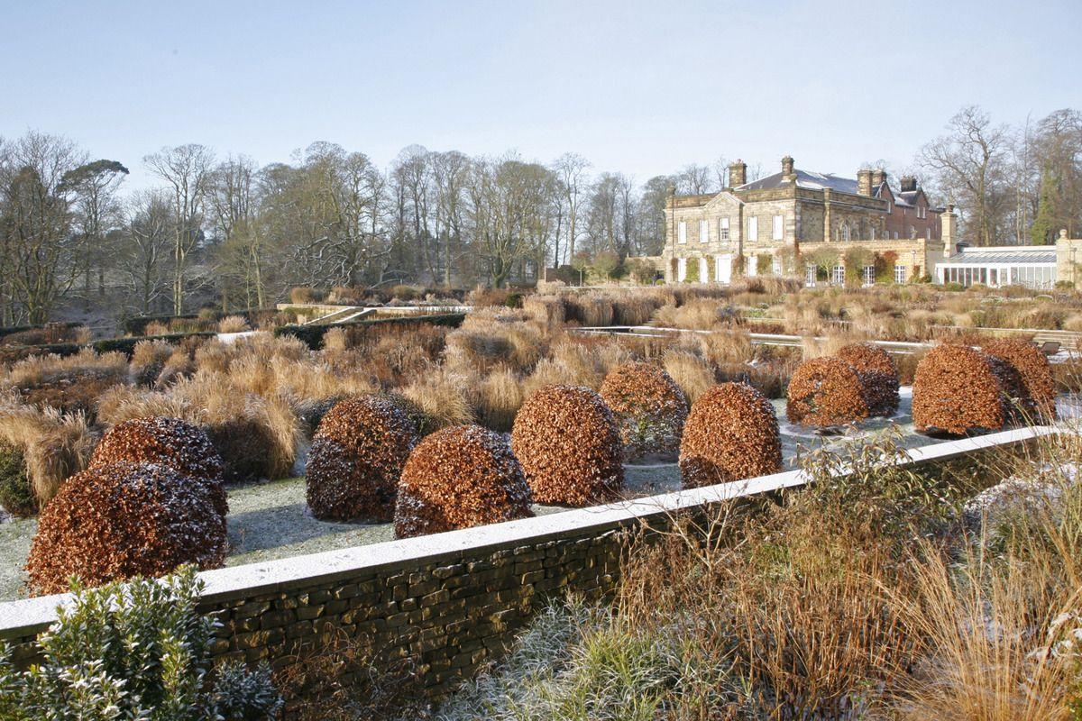 Yorkshire garden | Tom Stuart-Smith | Garden landscape ...