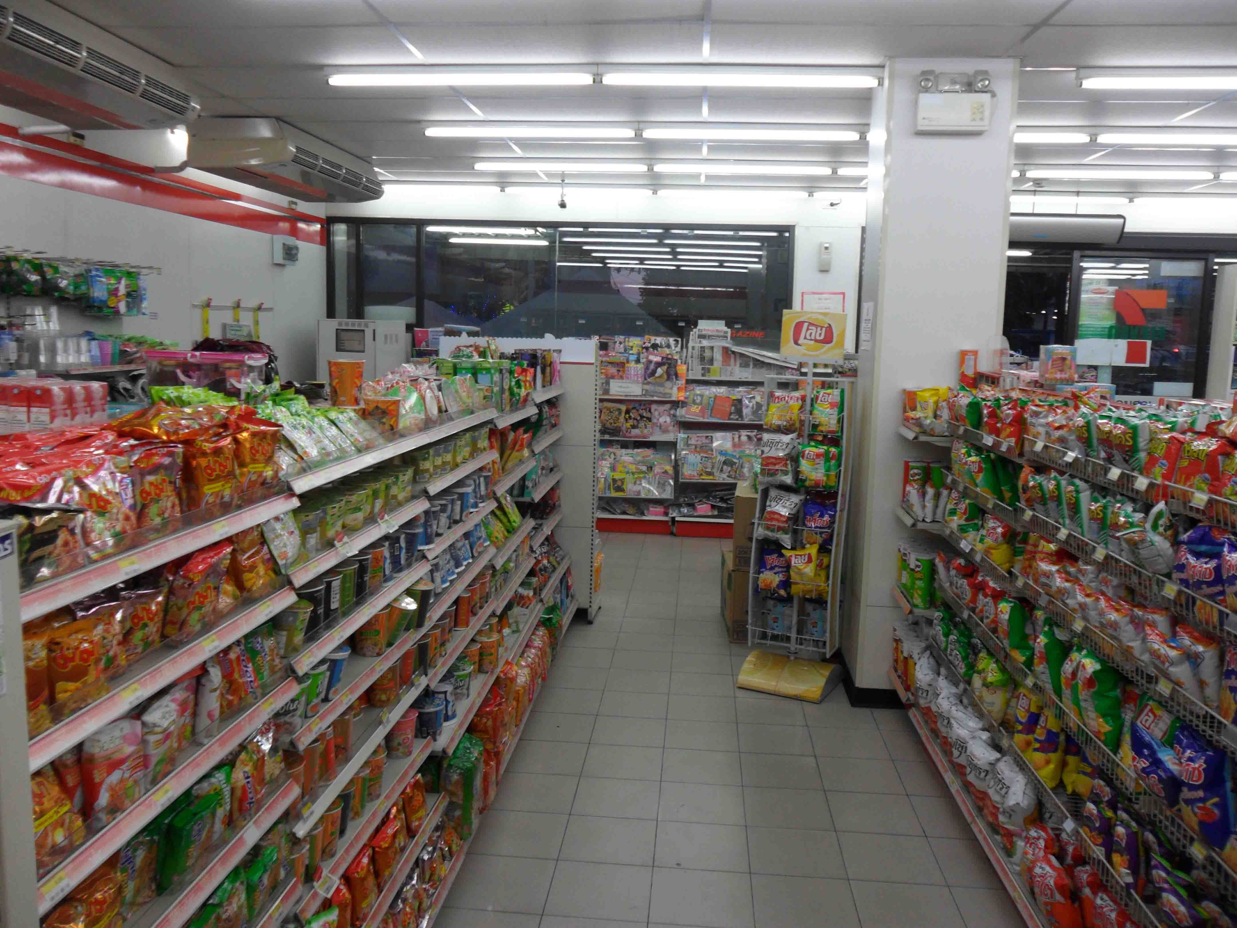 7eleven Floor Layout Supermarket Grocery Store Convenience Store Isles Interior Design Grocery Supermarket Store Layout Floor Layout