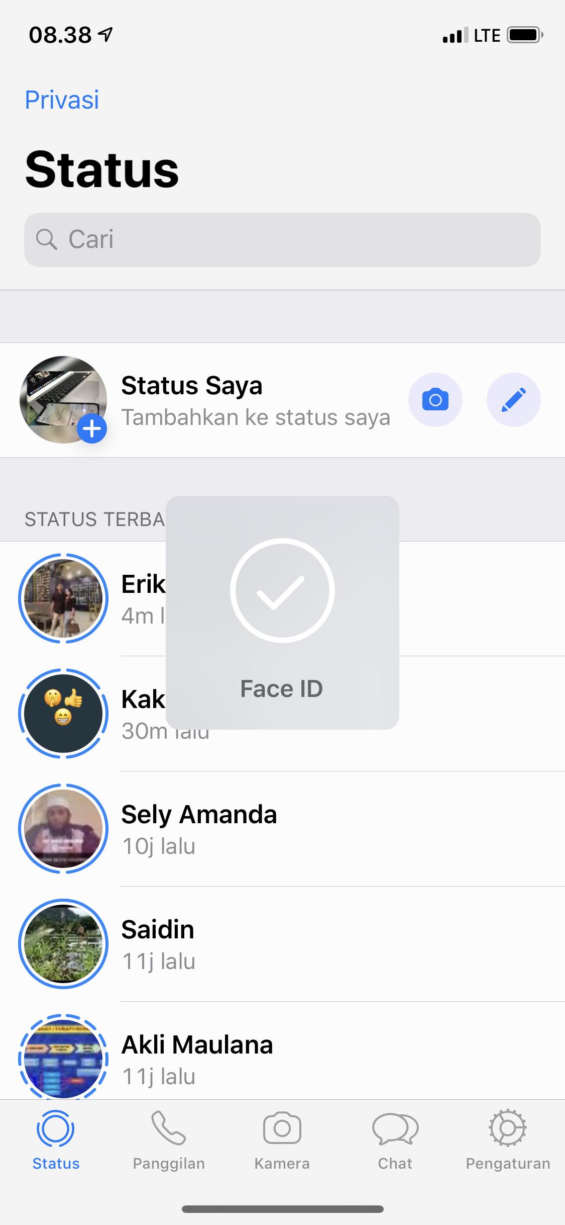 Whatsapp Ios Aplikasi