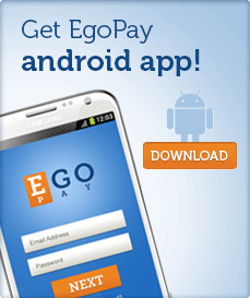 Egopay Is An Online E Currency System Which Allows You To Send And Receive Money Swiftly Safely