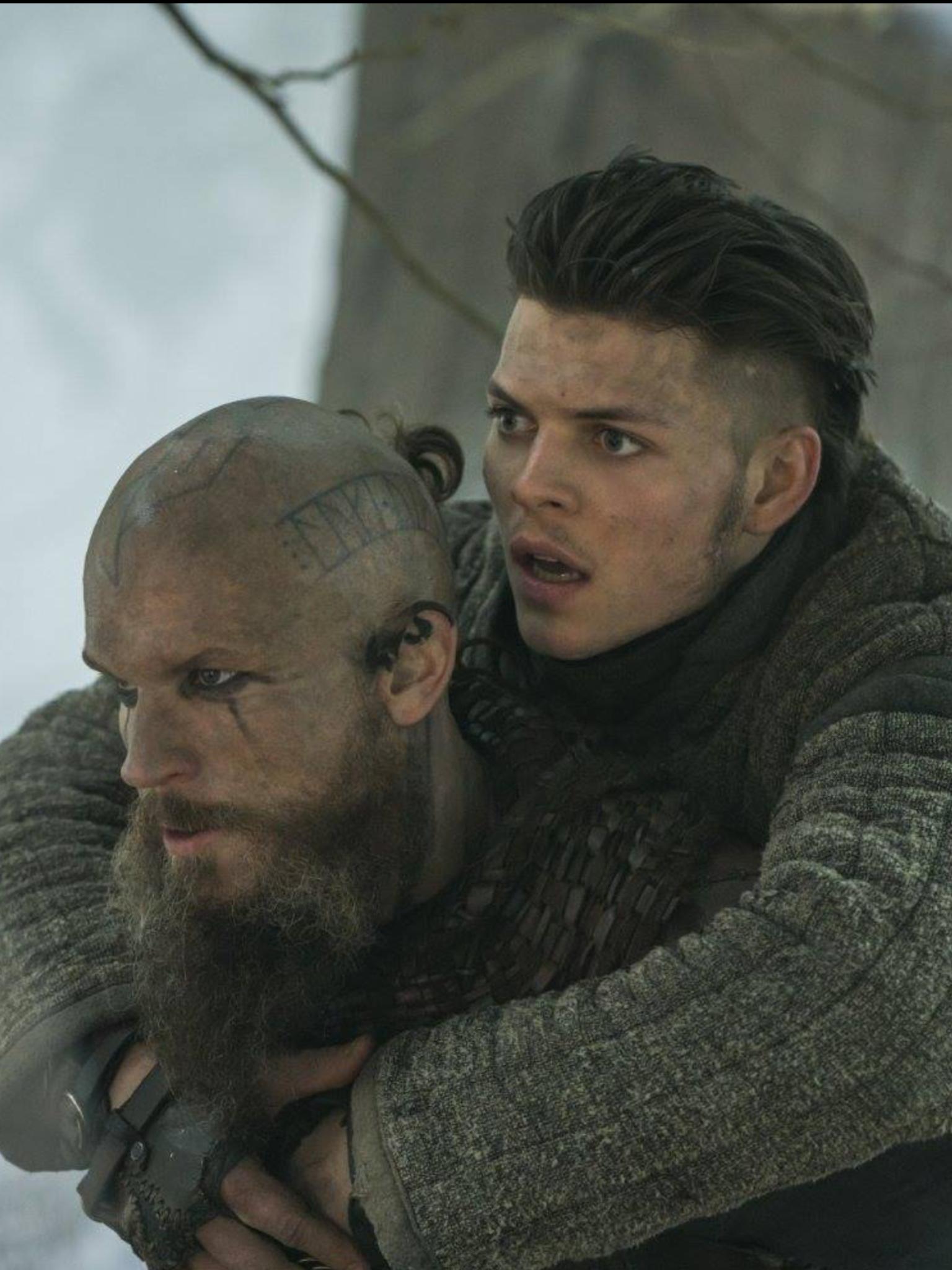 Vikings Ivar Schauspieler