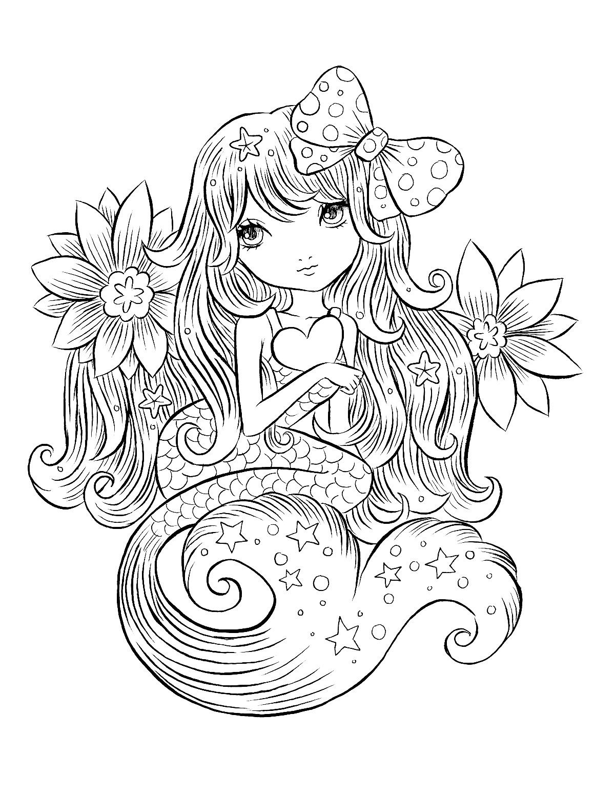 Pin By Nicole Brinston On Art Coloring Pages Mermaid Coloring Pages Coloring Book Art Mermaid Coloring Book