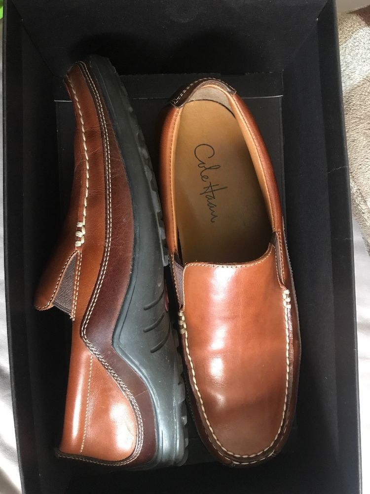 c5a118c650df Cole Haan New Mens Tucker Venetian Loafers Size 8.5 Tan C03559  fashion   clothing  shoes  accessories  mensshoes  casualshoes (ebay link)