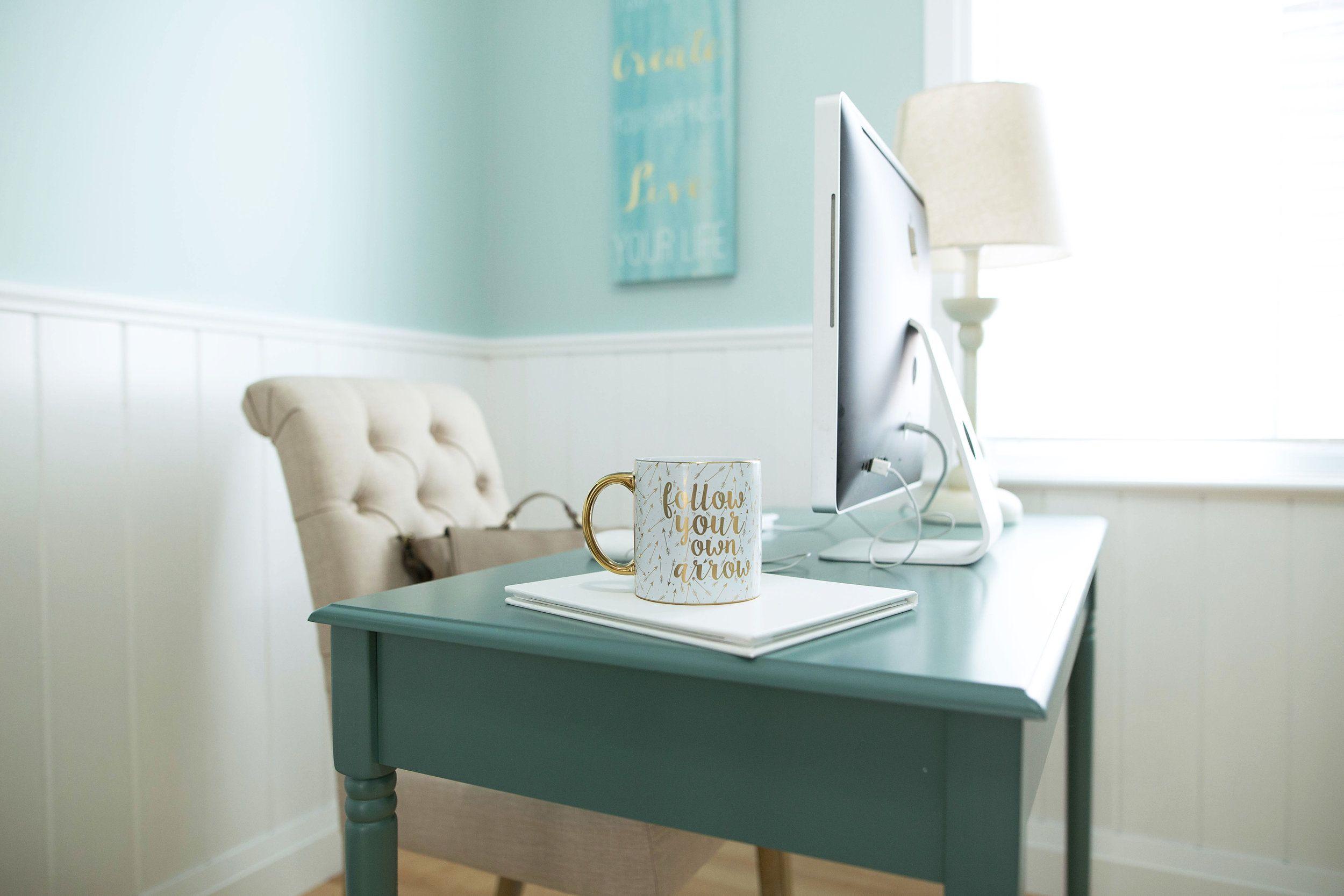 Ma Belle Bureau - A Beautiful New Creative Space for Me & You