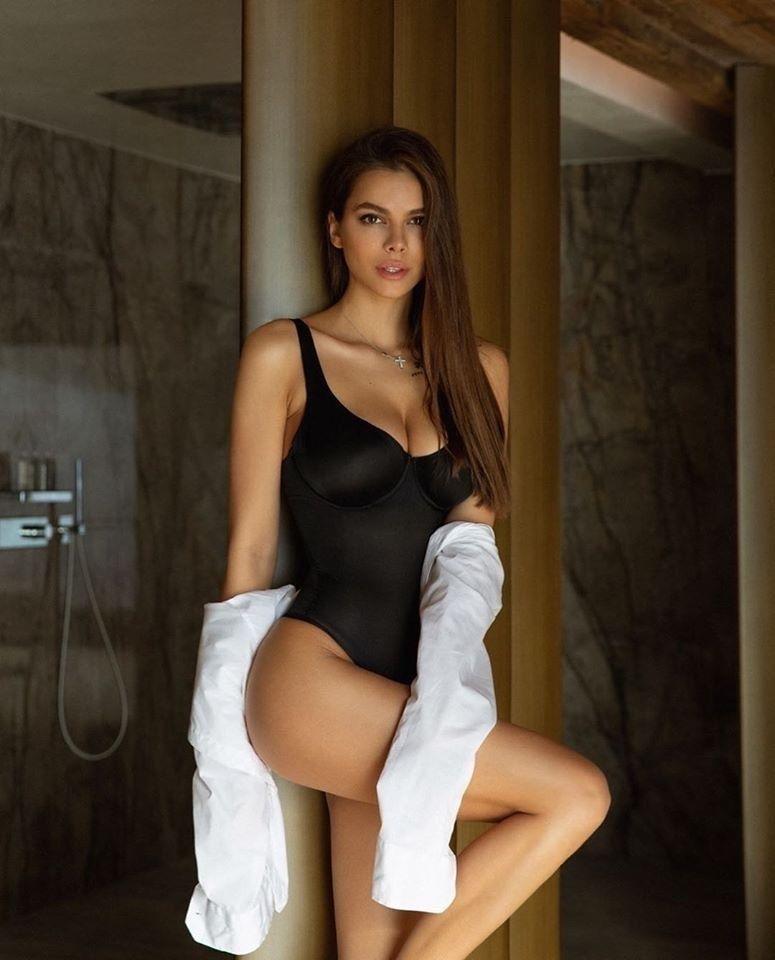 Snap viki odintcova Russian model