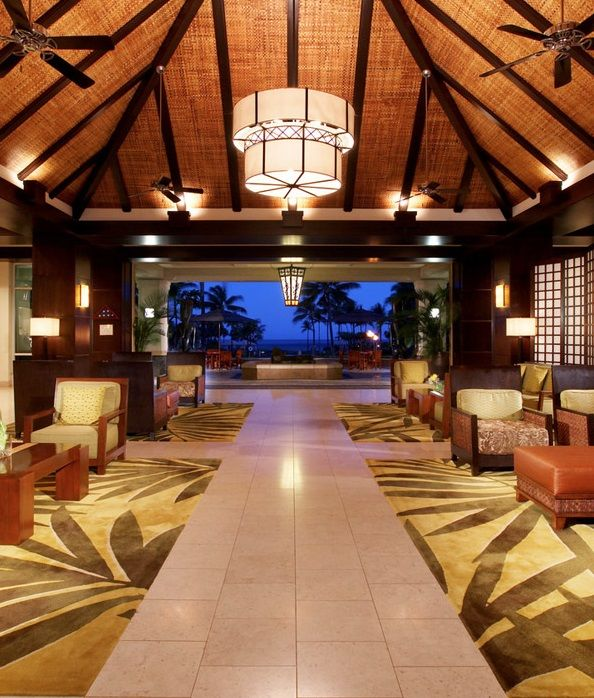 Hawaii Interior Designer: Oprah Winfrey House : Maui Home Interior Design