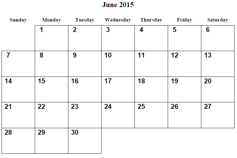 June Calendar Vertex : Check out june calendar printable template word