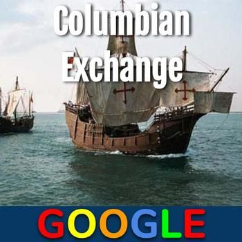 Document-Based Question: Columbian Exchange | This or that ...