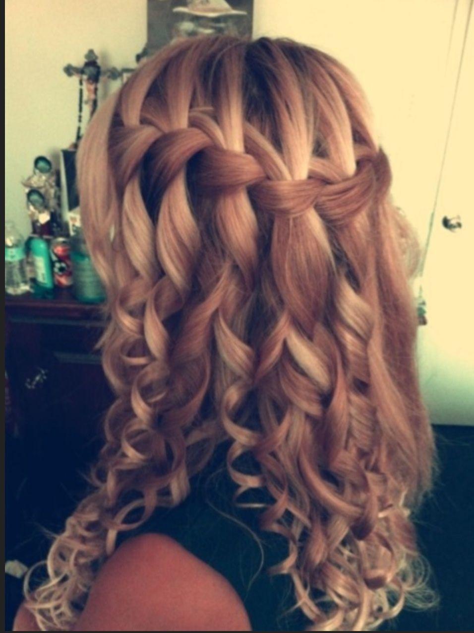 Pretty hair pinterest easy hairstyles