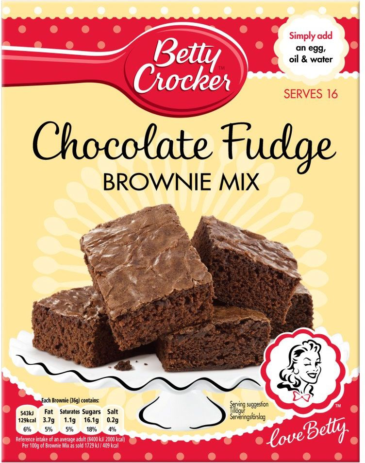 Betty Crocker Cake Mix Chocolate Crinkle Cookies