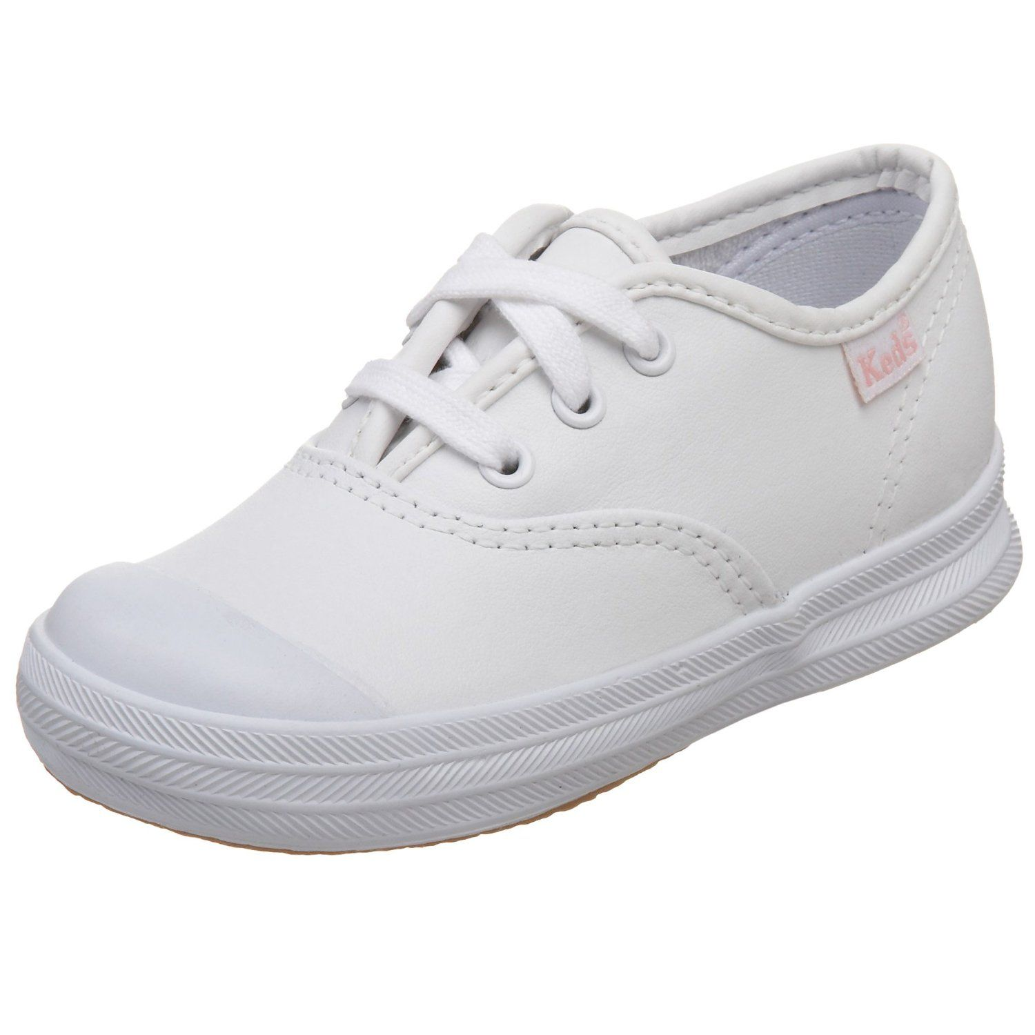 35b93f0e7a0dd Amazon.com: Keds Champion Lace-Up Toe Cap Sneaker (Infant/Toddler ...