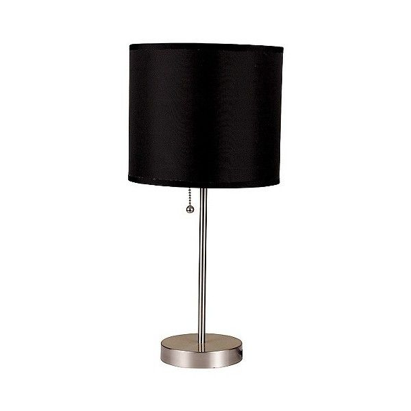 Ore International Table Lamp ($36) ❤ liked on Polyvore featuring home, lighting, table lamps, white, white lights, ore international lamps, white lamp, white table lamp and ore international table lamp