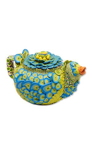 Home Décor Teapot with Premo! Sculpey™ Polymer Clay