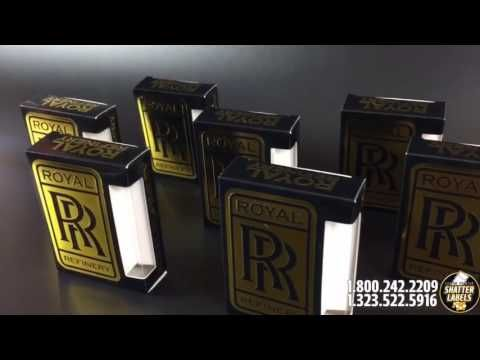 www.shatterlabels.com @royal.refinery thank you so much for your Vape