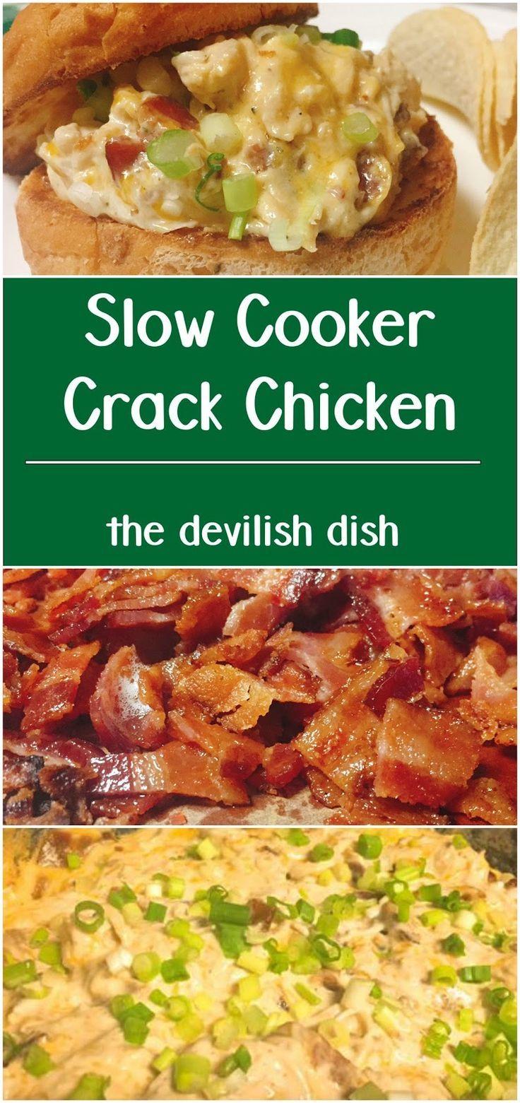 recipe: crack chicken pinterest [14]