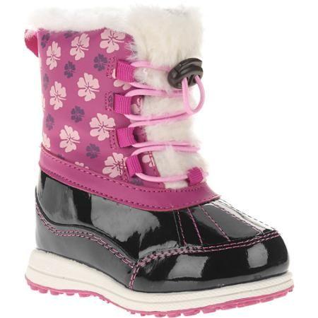Ozark Trail Toddler Girl's Classic Winter Boot