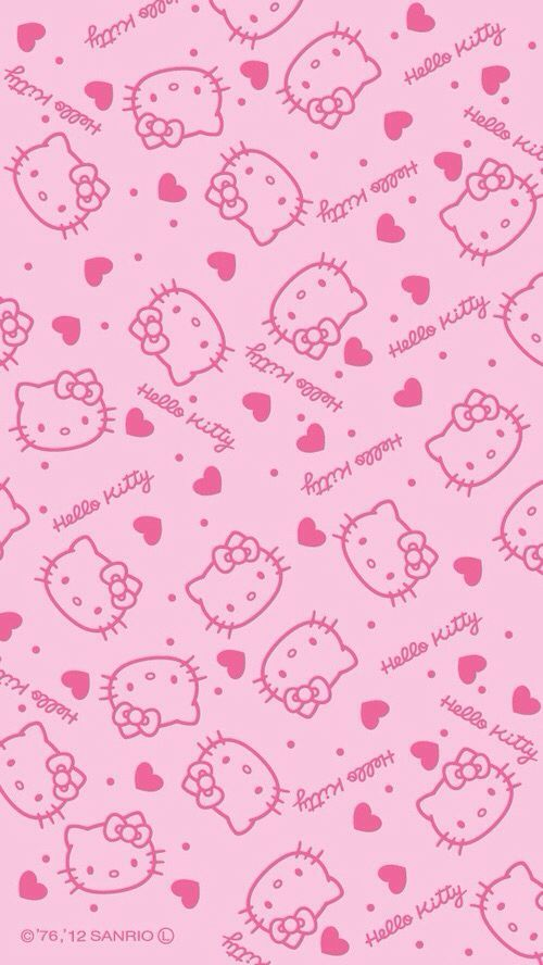Pin By Angelica On Hello Kitty Pictures 2 Hello Kitty Iphone Wallpaper Pink Wallpaper Hello Kitty Hello Kitty Pictures