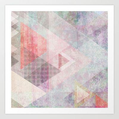 Graphic+11+Art+Print+by+Mareike+Böhmer+Graphics+-+$18.00