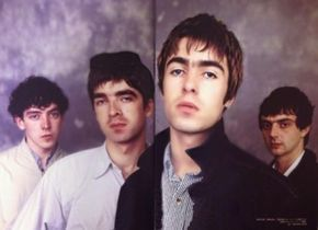 Pin by CJ6 on Oasis   Oasis music, Oasis, Liam gallagher oasis