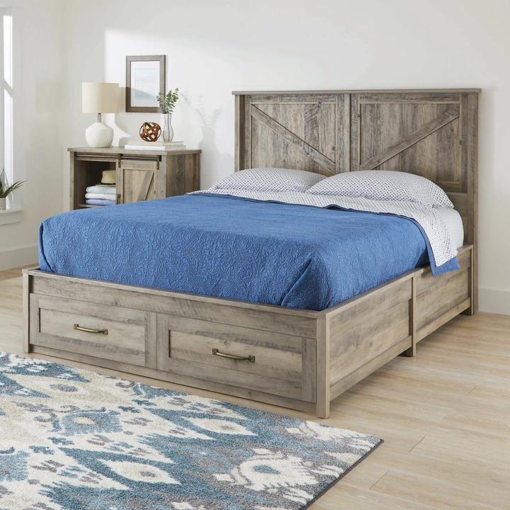 39++ Farmhouse platform bed best