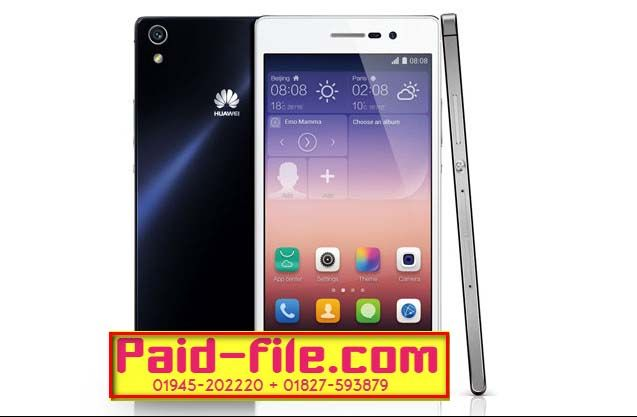Huawei P7-L01 MT6592 V4 4 2 Firmware Flash File 100% Tested | Paid
