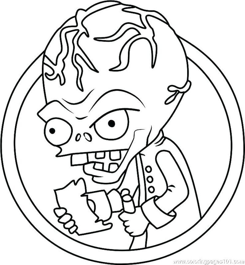 50bfdba9d4c867d2f459a9ba90b26a5c » Zombie Pigman Coloring Pages