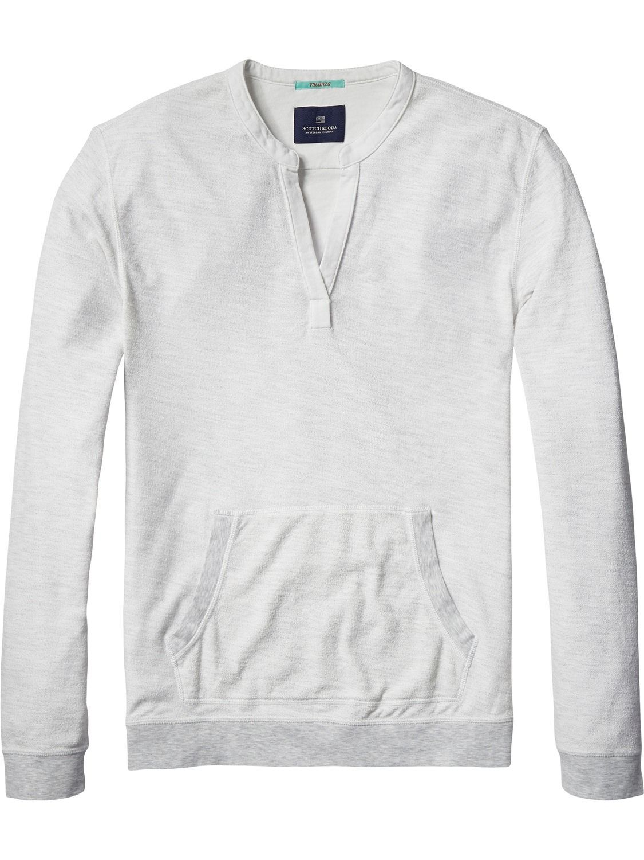 Pouch Pocket T-Shirt | T-shirts ls | Men Clothing at Scotch &
