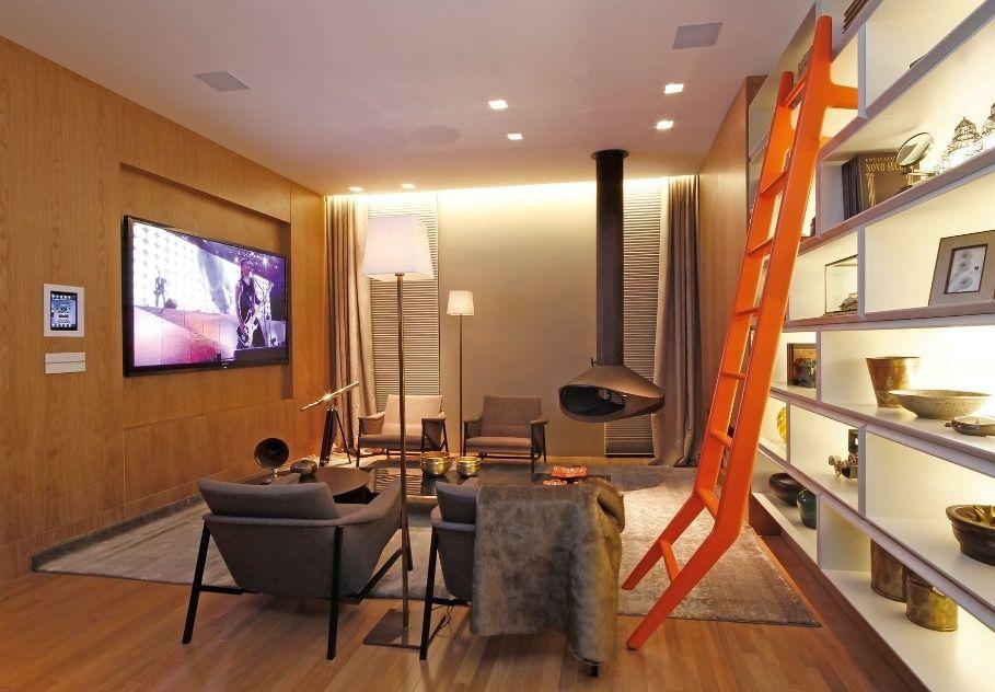 Casa Cor MG 2012: iluminação bem pensada ajuda a criar o clima da ...