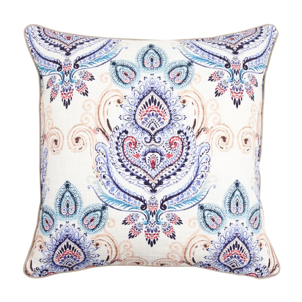 Printed cushion zara home home textiles pinterest dorms